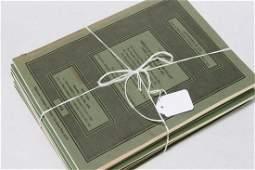 Ten Sotheby's London Catalogues on Asian Art,