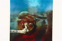 Sidney Robert Nolan (1917-92) Miners Series (8)