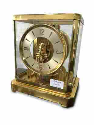 Jaeger LeCoultre Atmos Mantle Clock,