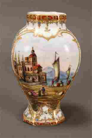 Rare Meissen 18th Century Hard Paste Porcelain