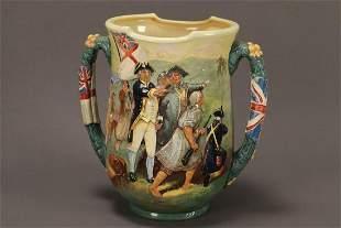 Royal Doulton Captain Cook Loving Cup,