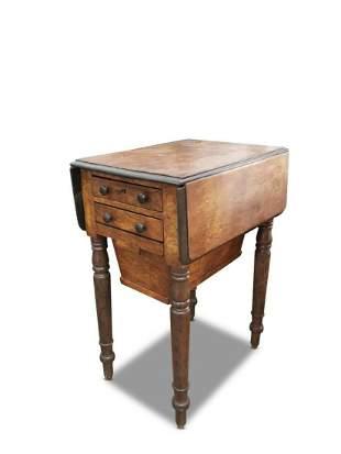 Good Australian 19th Century Work Table,