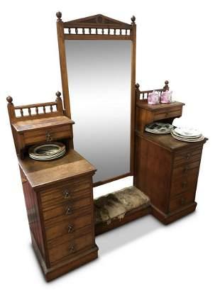 Australian Maplewood Dressing Table,