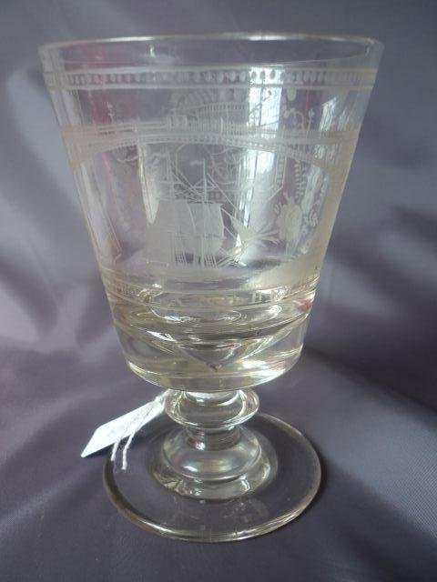 Early 19th Century Commemorative Rummer, c.1825