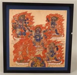 Sino-Tibetan Tanaka,