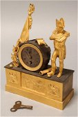 Stunning 19th Century French Mantle Clock,