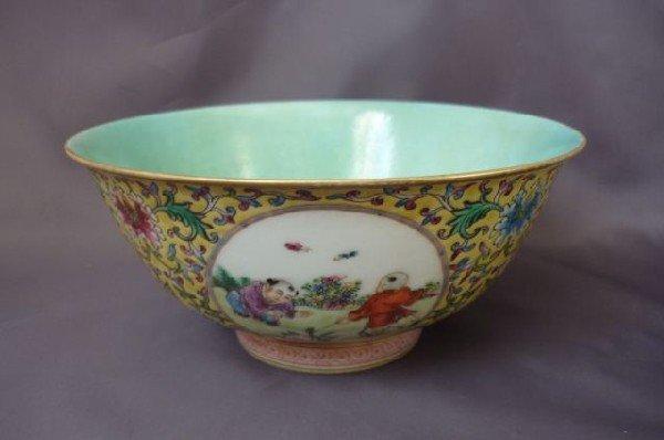 522: Chinese Porcelain Bowl,