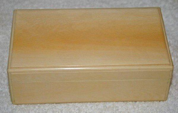 4: Japanese Ivory Cigarette Case,
