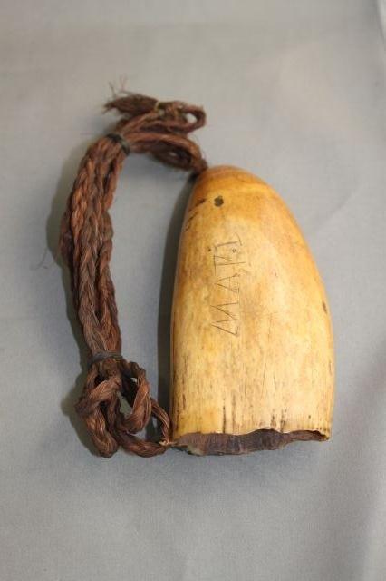 18th Century Scrimshaw,