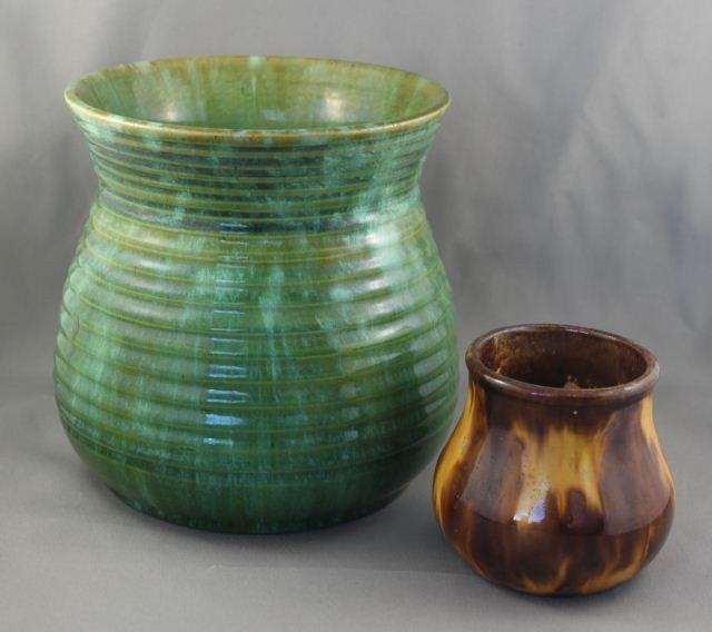 John Campbell Australian Pottery Vase,