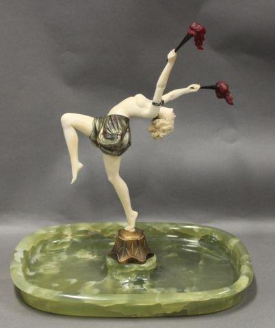 Ferdinand Preiss, The Torch Dancer, c.1925