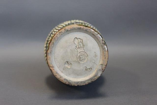 5: Royal Doulton Stoneware Vase,
