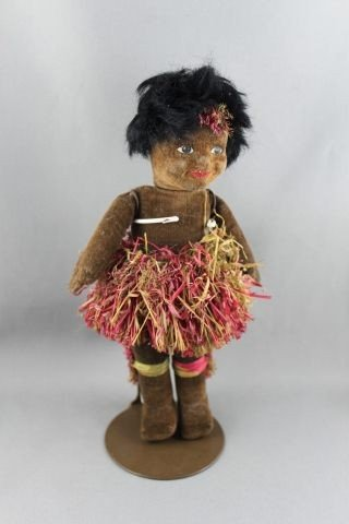 3: Nora Wellings Tahitian Island Doll