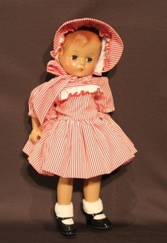 12: Effanbee Doll