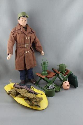 408: Original GI Joe Doll