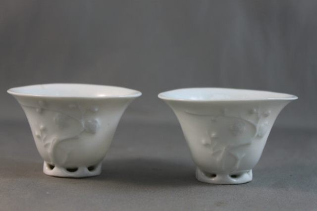 10: Good Pair of Chinese Qing Dynasty, 17th/18th C