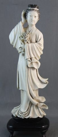 2: Good Late Qing Dynasty, 19th/20th Century Ivory