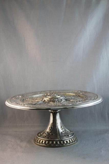 10: Good 19th Century Elkington  Classical Silver,