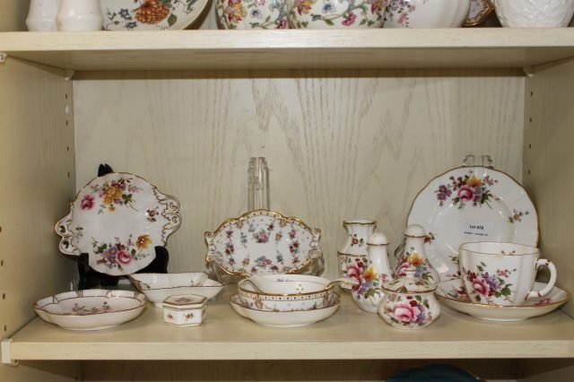 """478: Selection of Royal Crown Derby ,"""" Royal"""