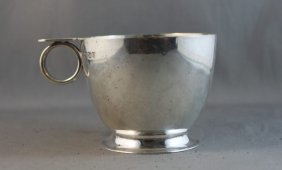 13A: Australian Sterling Silver Cup,