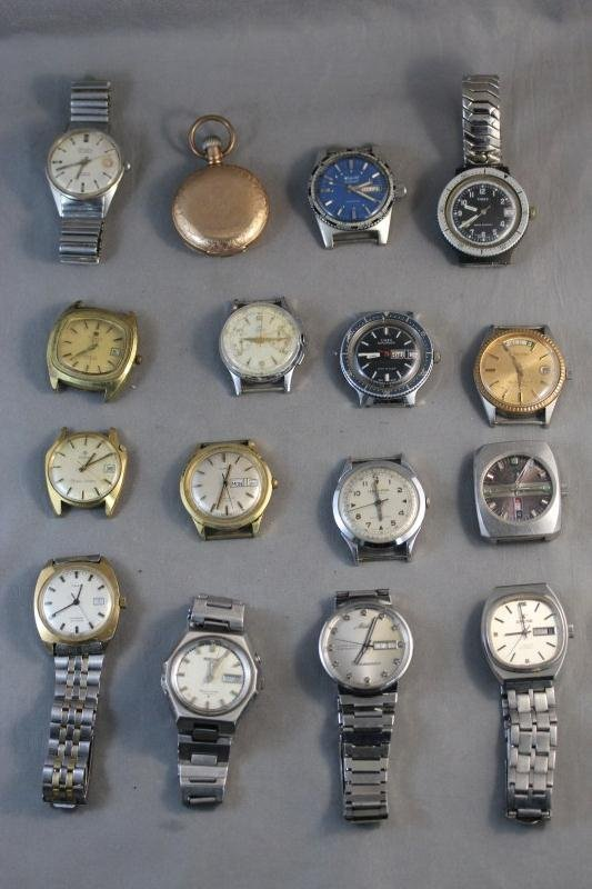 270: Quantity of Assorted Watches,