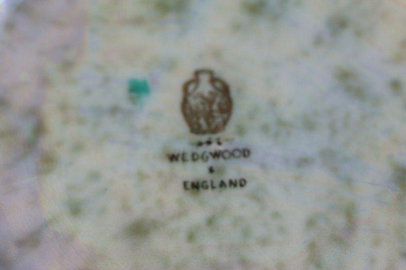 9A: Wedgwood Fairyland Lustre Bowl, c 1920, - 7