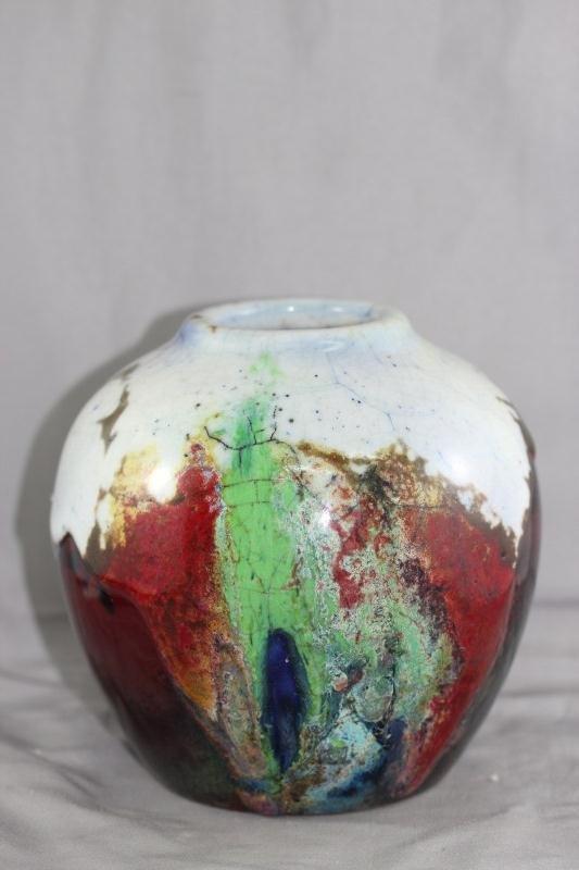 Royal Doulton Chang Pottery Vase, c.1930