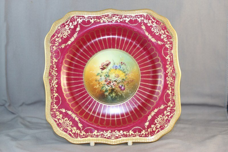 Royal Doulton Cabinet Plate,