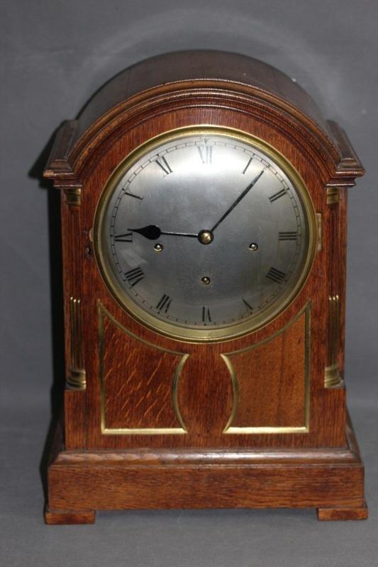 Wonderful Edwardian Mantle Clock,