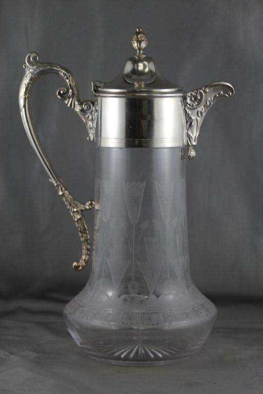 Late Victorian Water Ewer,