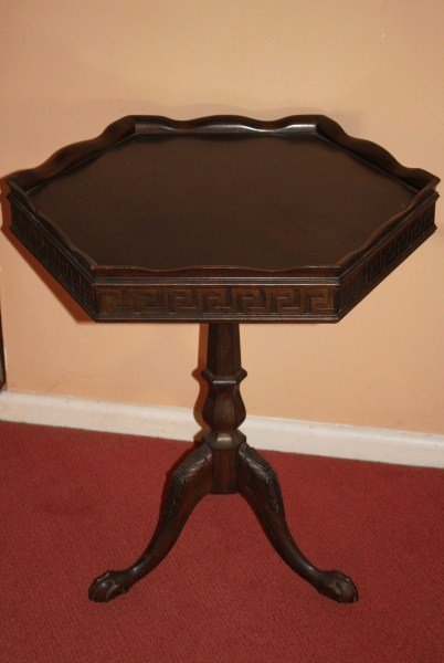 19th Century Occasional Table,