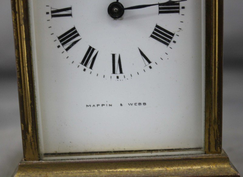 Mappin and Webb Carriage Clock, - 2