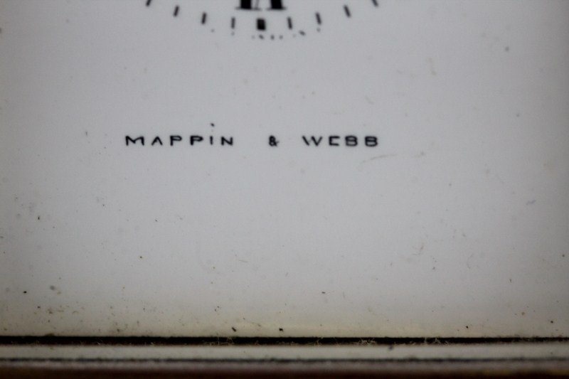 Mappin and Webb Carriage Clock, - 3