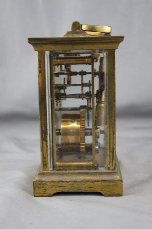 Mappin and Webb Carriage Clock, - 4