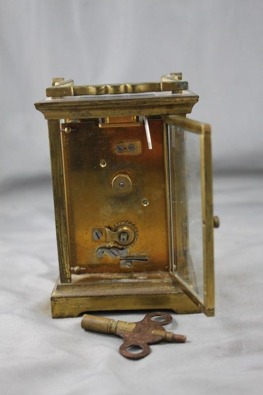 Mappin and Webb Carriage Clock, - 5