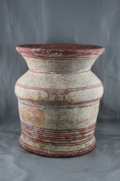 Good Ban Chiang (300B.C-200A.D) Jar,