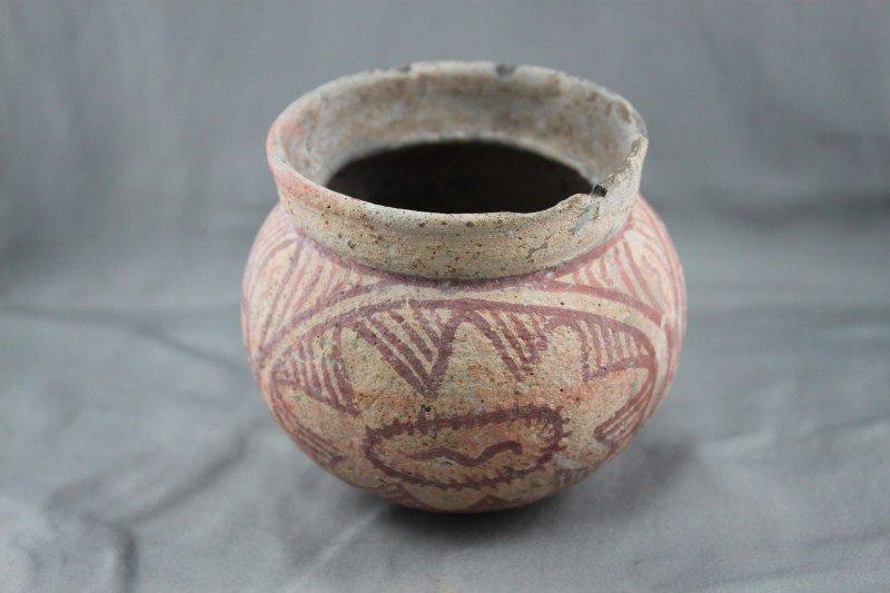 Ban Chiang (30 B.C-200 A.D) Pot,