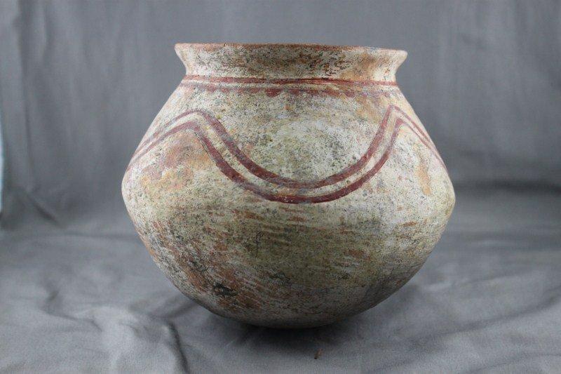Ban Chiang (300 B.C-200 A.D) Pot,