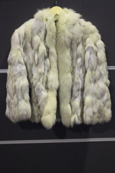Jacques Saint Laurent Fur Coat,