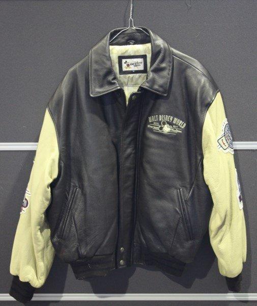 Walt Disney World Leather Jacket,