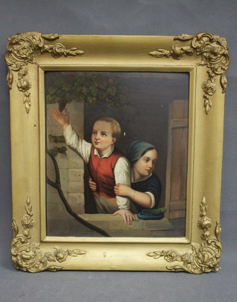 19th Century European School Painting,