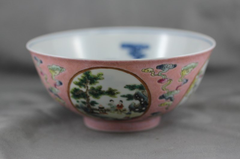 Fine Chinese Porcelain Bowl,