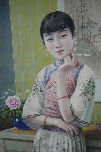 Hu Boxiang (1896-1989),