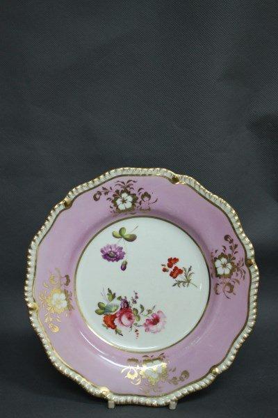 Six 19th Century Daniel Ware Plates, 1822-1846 - 2