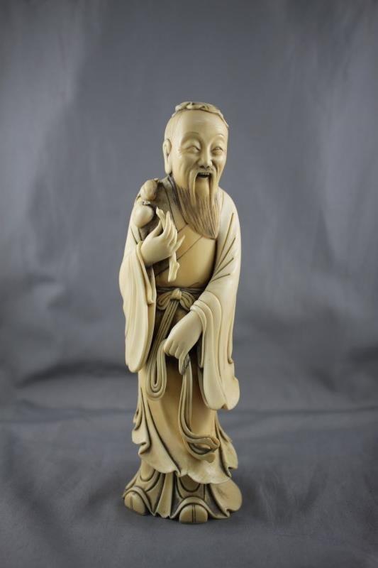 Wonderful Chinese Ivory Figure,