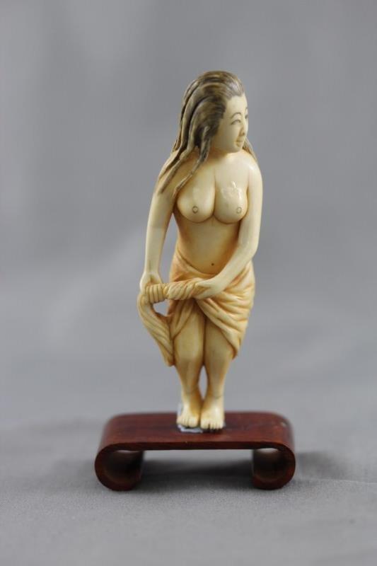Japanese Ivory Netsuke,