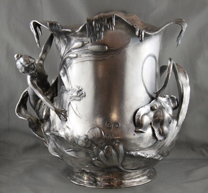 Magnificent WMF Twin Handled Art Nouveau Ice