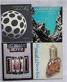 Four Silver Reference Books