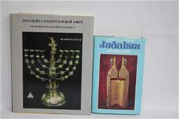Two Silver Judaica Reference Books