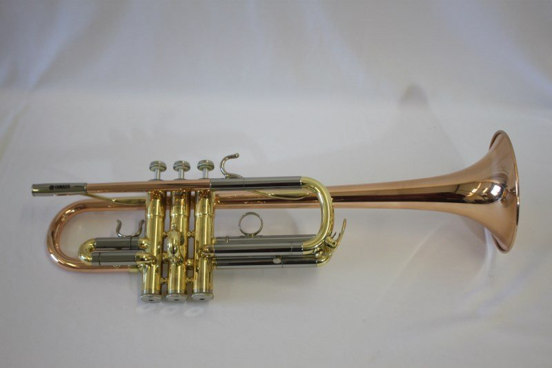Trumpet by Yamaha,